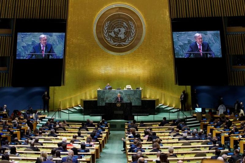राष्ट्र संघीय महासभामा 'सहकारीको सामाजिक भूमिका' सम्बन्धी प्रतिवेदन पेश