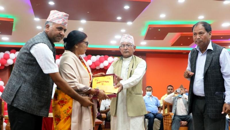 सहारा नेपाल साकोसद्धारा ९३५ जनालाई एक करोडबढी भत्ता बितरण :: Sahakari Akhabar
